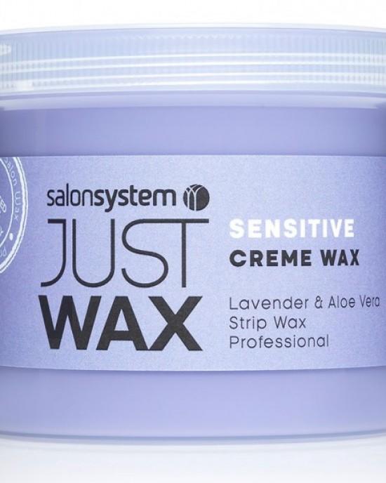Just Wax Sensitive Creme Wax