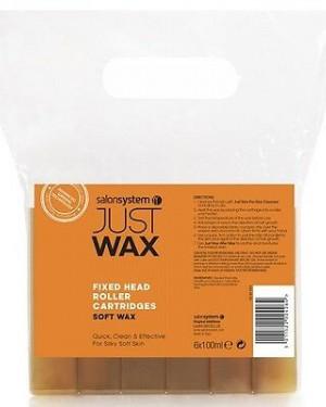 Roller Refill Soft Wax, Large Wax (6)