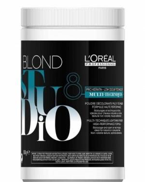 Hair Lightener Multi-Techniques Blond Studio