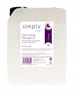 Sweet Almond Oil 4 litre