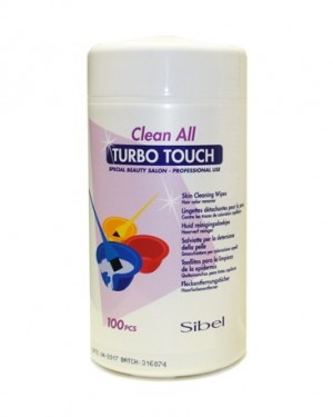 Clean All Turbo Touch Wipes