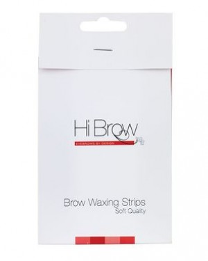 Soft Brow Waxing Strips